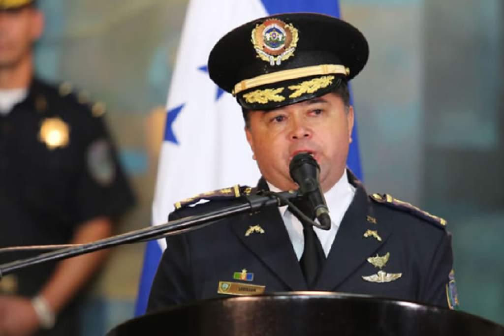 Former police director Ramon Sabillon