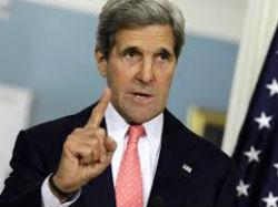 US Secretary of State, John Kerry