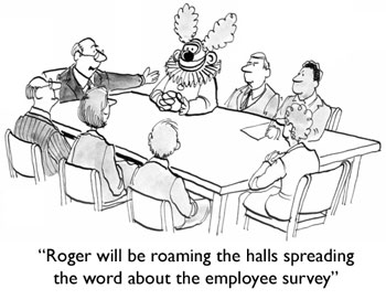 Employee Survey Guide, Maximizing Employee Participation
