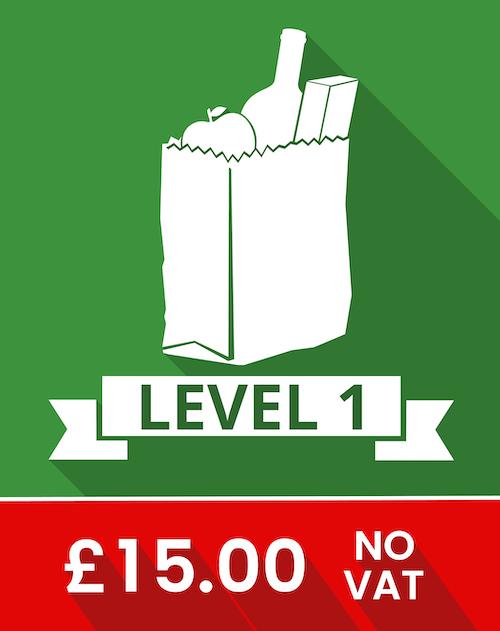 Level 1 Food Safety Online Training
