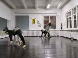 contact improvisation Minsk