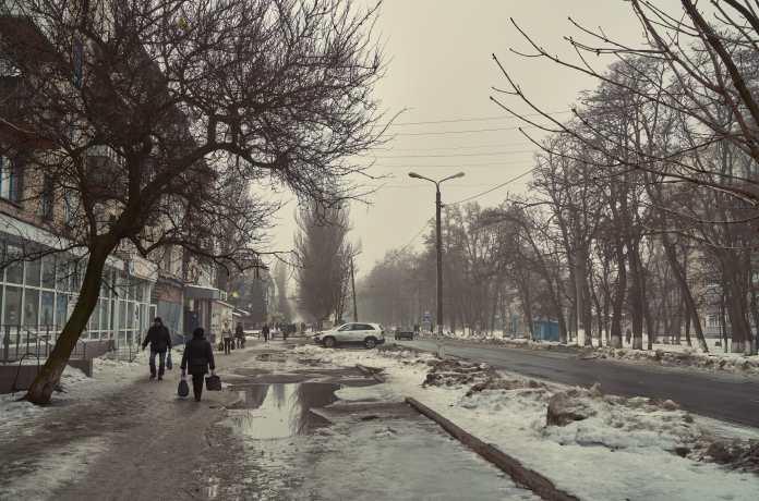 Avdivka Main Street