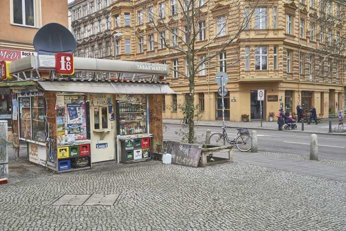 Berlin Kiosk Prenzlauer Berg