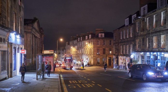 Poverty Edinburgh