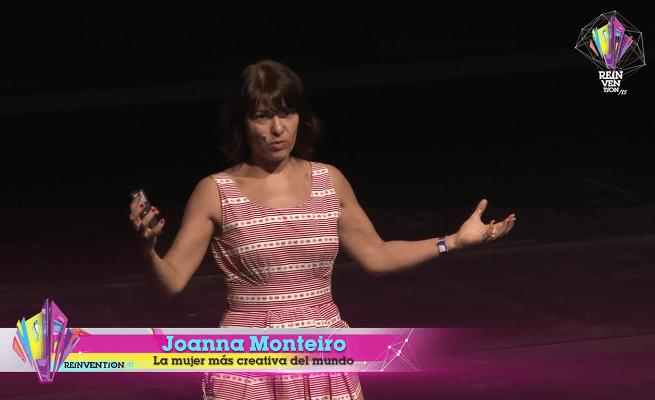 Joanna Monteiro Reinvention 2015