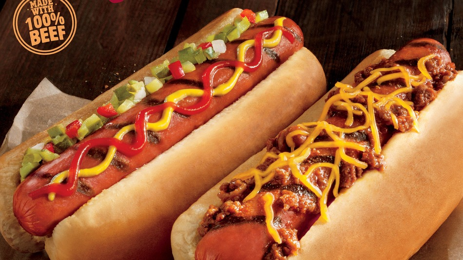 Los hot dogs se venderán en todos los locales de la marca en EE.UU.
