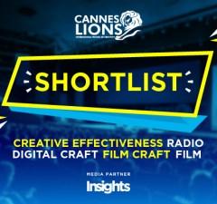 Cannes Lion 2017 creative effectiveness radio digital craft film craft film