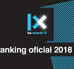 Destacada Ranking Lux Awards 2018