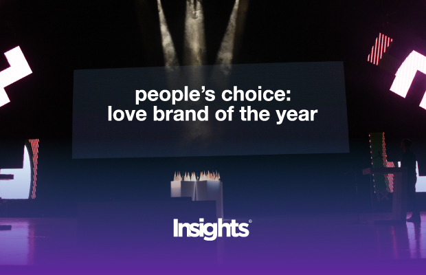 Peoples Choice Lux Brand of the Year