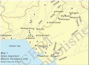 mature harappan sites