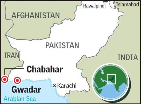 Gwadar_port and chahbhar port