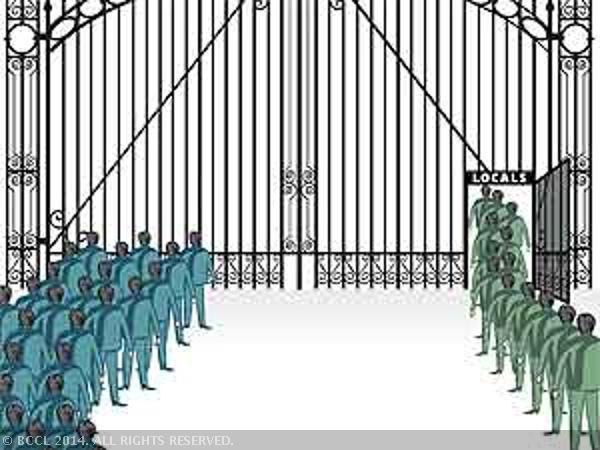 Karnataka job reservation policy