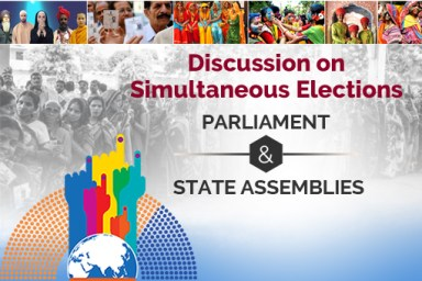 simultaneous elections state and parliament