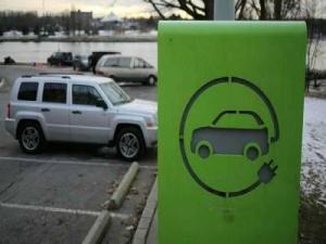 charging vehicles