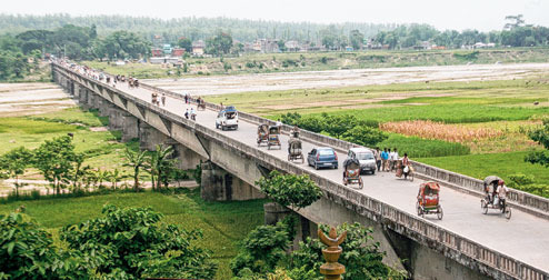 mechi bridge