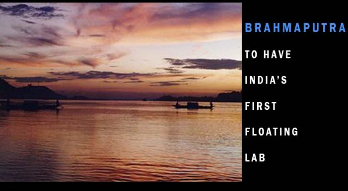 India's first boat lab