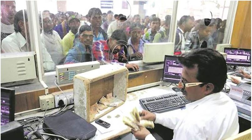 indian railways employee