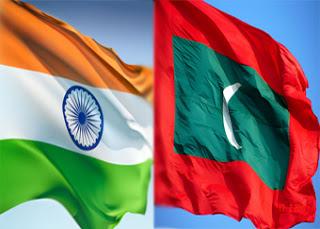 India_Maldives_Flag