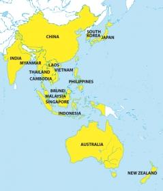 asia pacific zone