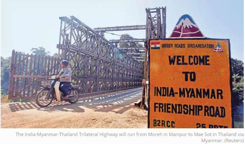 india-myanmar-thailand