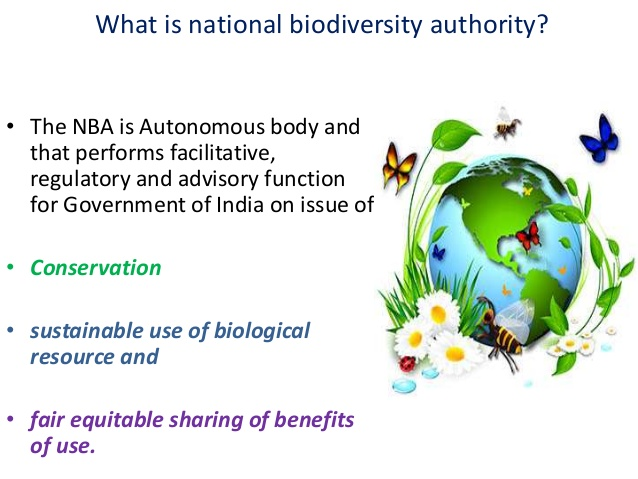 national biodiversity