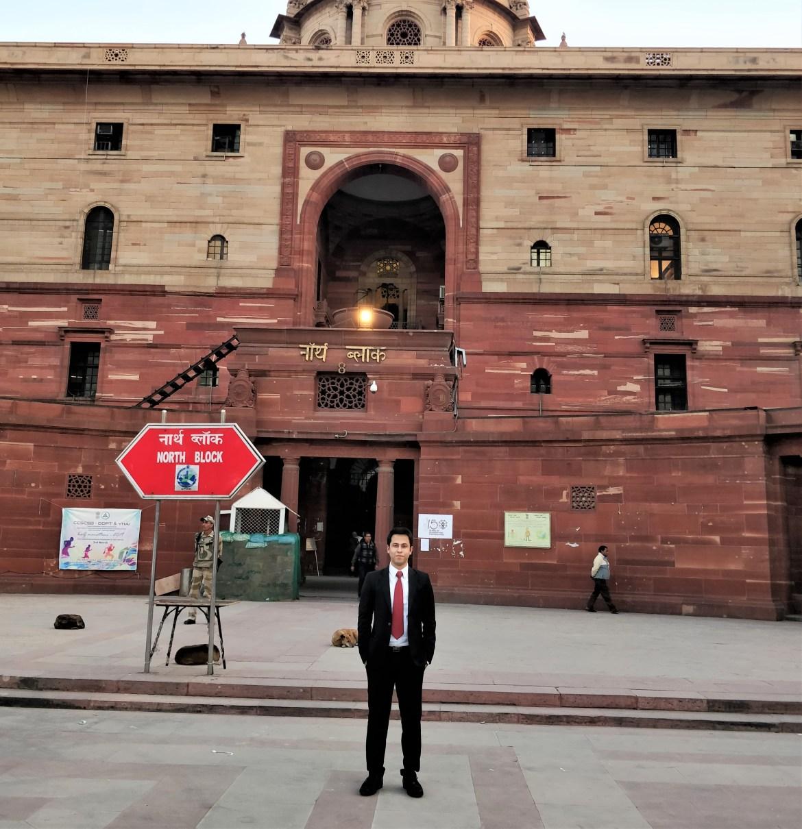 Kumar Anurag Rank 48 IAS topper