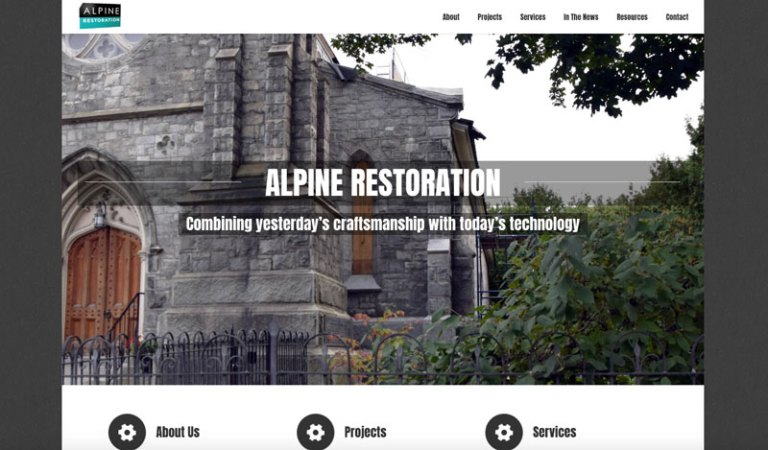 Alpine Restoration