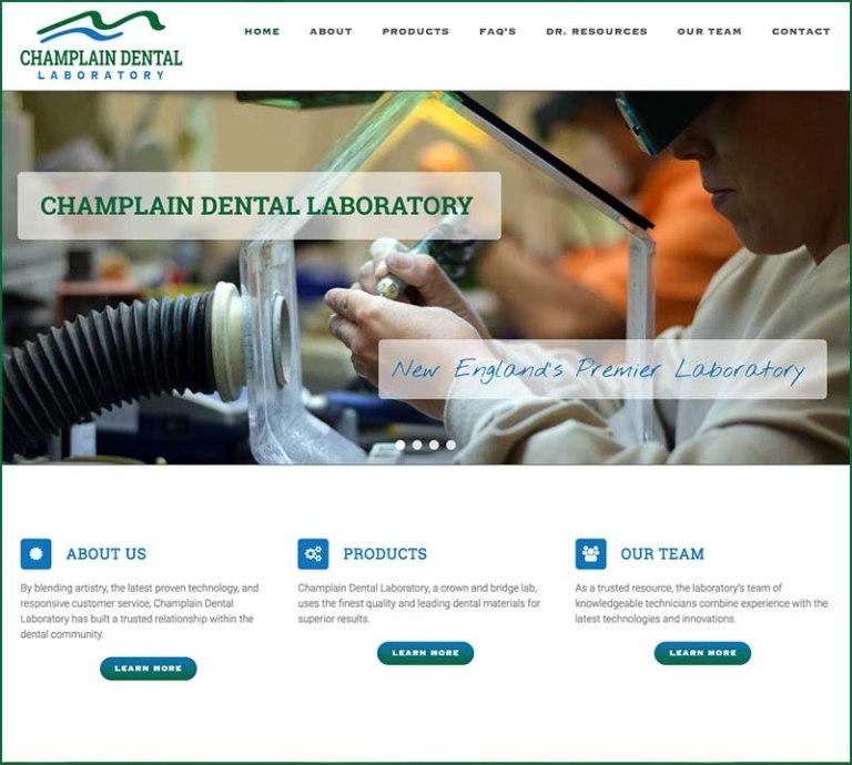 Champlain Dental Laboratory