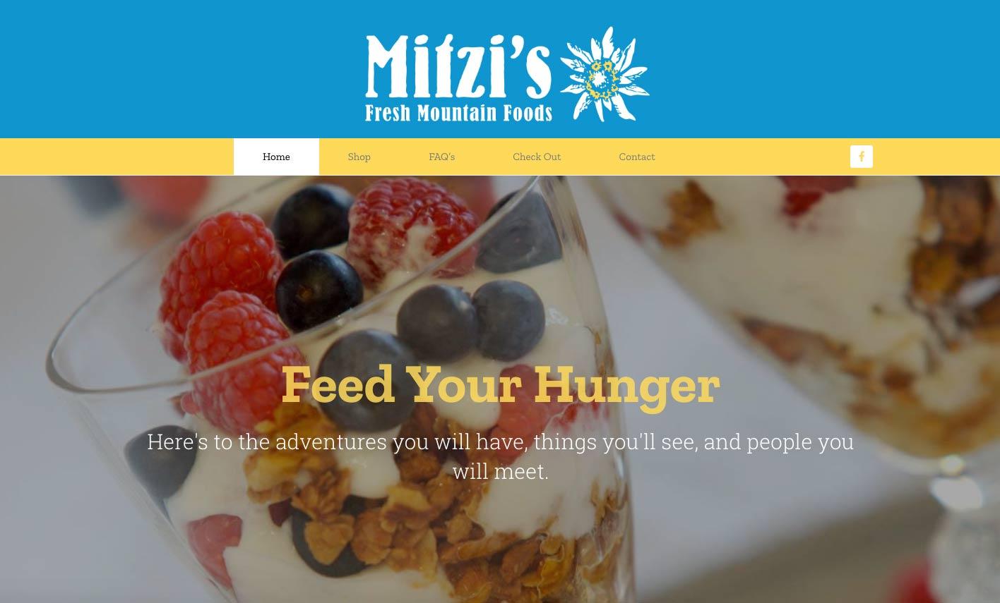 Mitzi's Fresh Mountain Foods