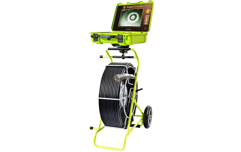 <i>$5,995</i><br />Affordable Sewer Inspection System