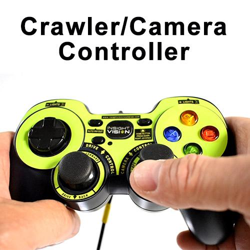 Crawler Camera Controller