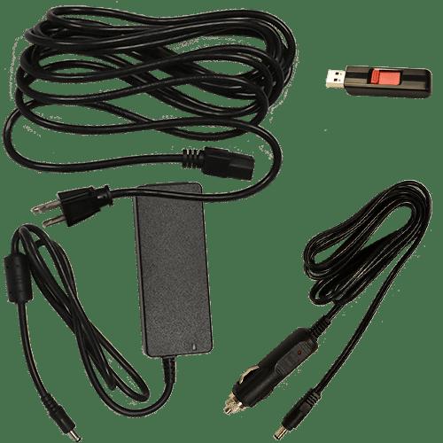 AC DC USB