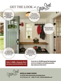 Advertisement Design Cape Cod - Magazine and Newspaper ...