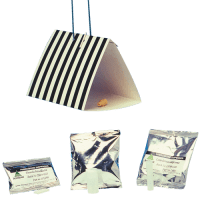 WEBBING CLOTHES MOTH TRAP KIT - IN SITU - Museum & Archive ...