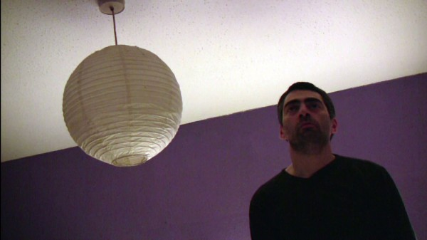 Cyrus Pundole in Ratman: A Case Of Obsessional Neurosis, 2008 (photo: Richard Hare)