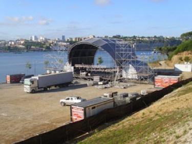 Festival Mares Vivas obras
