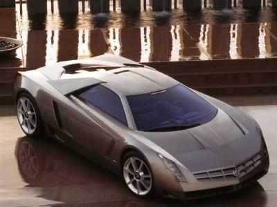 Cadillac Cien over