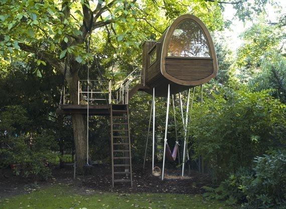 casas na arvore 6 Sempre quis ter uma casa na árvore