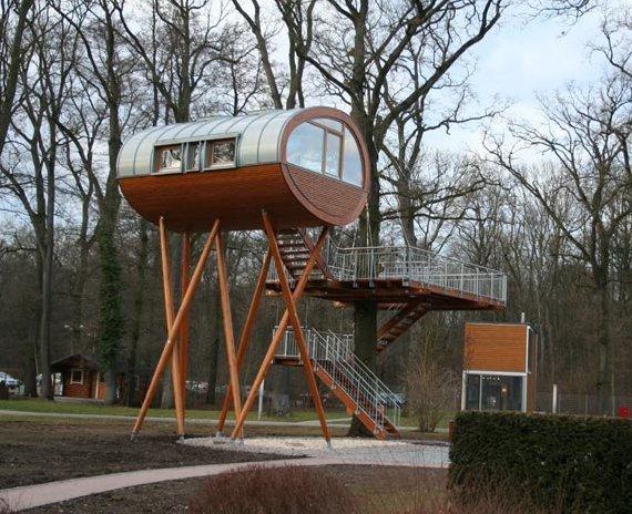 casas na arvore 7 Sempre quis ter uma casa na árvore