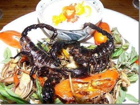 7 das comidas mais nojentas e indigestas