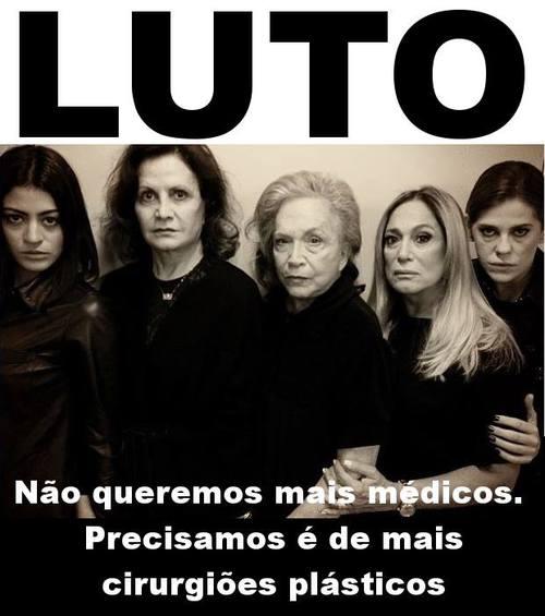 Atrizes em luto pelo Brasil 26