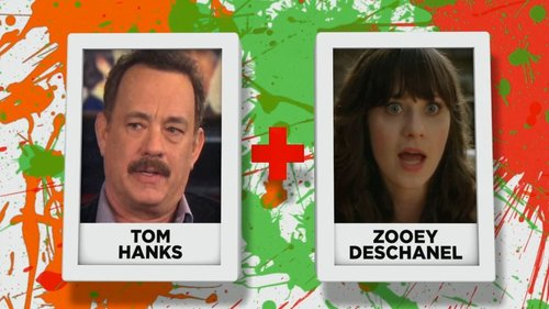 Tom Hanks + Zooey Deschanel