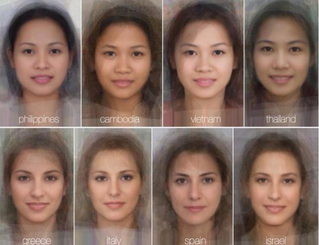mulher 41 nacionalidades