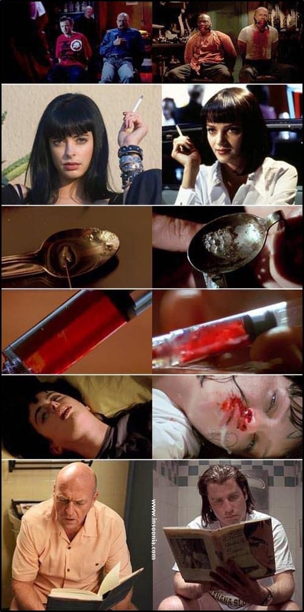 Breaking bad Vs Pulp Fiction 2