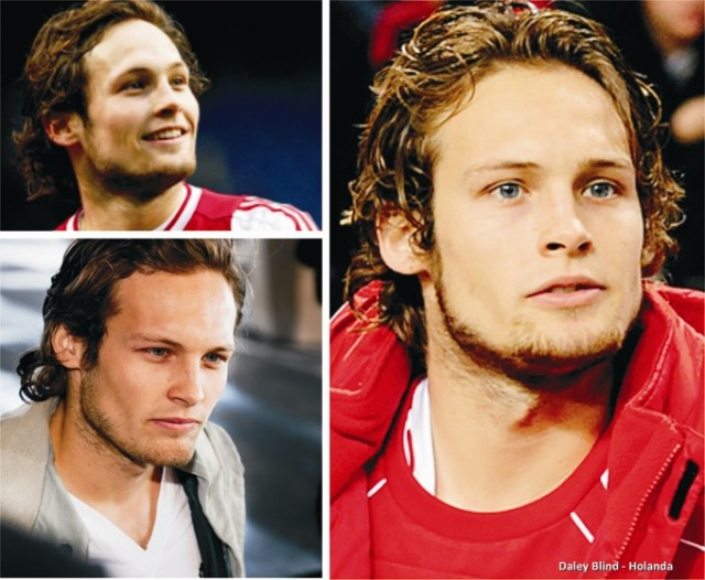 Daley Blind - Holanda