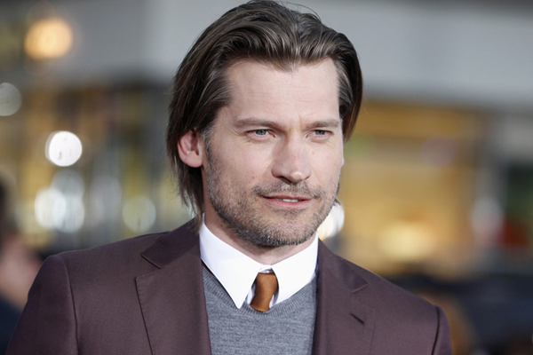 """Actor Coster-Waldau from the HBO series """"Game of Thrones"""" arrives as a guest at the premiere of the new film """"Oblivion"""" in Hollywood, California"""