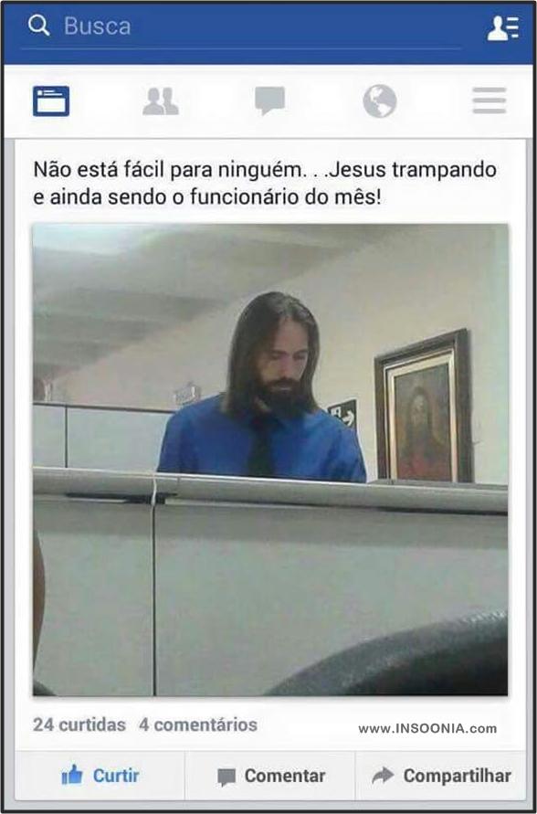 jesus trabalhador