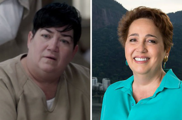 Orange Is The New Black versão Brasileira - 13