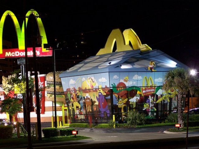 McDonald's - Dallas, Texas