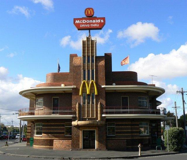 McDonald's - Melbourne, Austrália